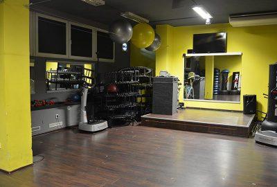 Fitness Orlová sál č.2-2